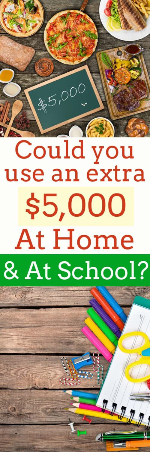 Ever wish your school could have more money? Enter to win $5,000 for both you AND your school in the Own Your Future Challenge! Come see how!