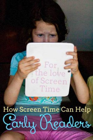 Turn screen time into learning time. Choose reading by getting the Speakaboos app for your kids today!