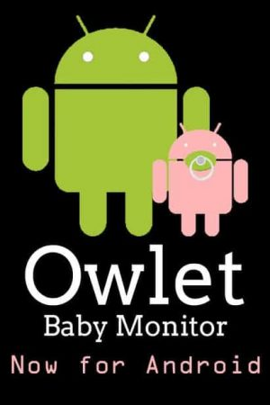 The owlet app is now available at the google play store. Get all the fancy stats and be sure your baby is breathing during the night.