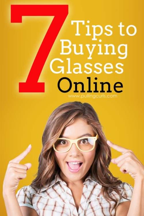 Buying glasses online can seem awfully confusing. These seven tips to buying glasses online will take you from your ophthalmologist to adorable new glasses in no time!
