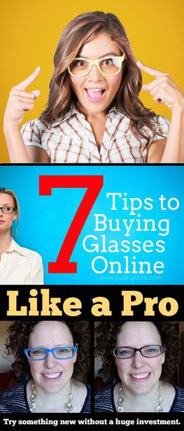 Buying glasses online can be awfully confusing, how do you know which to buy? These seven tips will take you from your ophthalmologist to adorable new glasses in no time!
