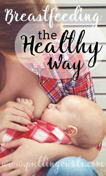 Healthy breastfeeding starts iwth the mom. Here are some tips and tricks to keep your breast healthy while giving your baby what's best for her.