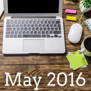 This May 2016 blogging income report has all the info you need to increase your own income! Enjoy!