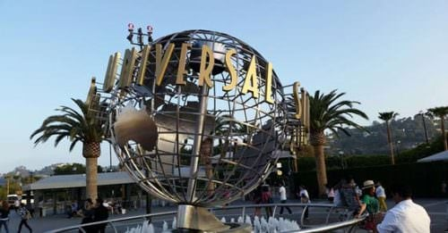 universal studios hollywood bags on rides