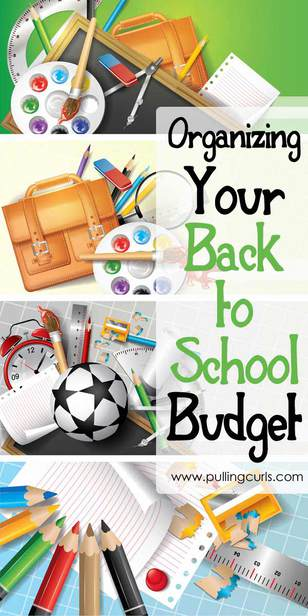 Your back to school budget just needs a few simple ways to organize it to help you make the most of your dollar this upcoming school years! Come find out how! via @pullingcurls