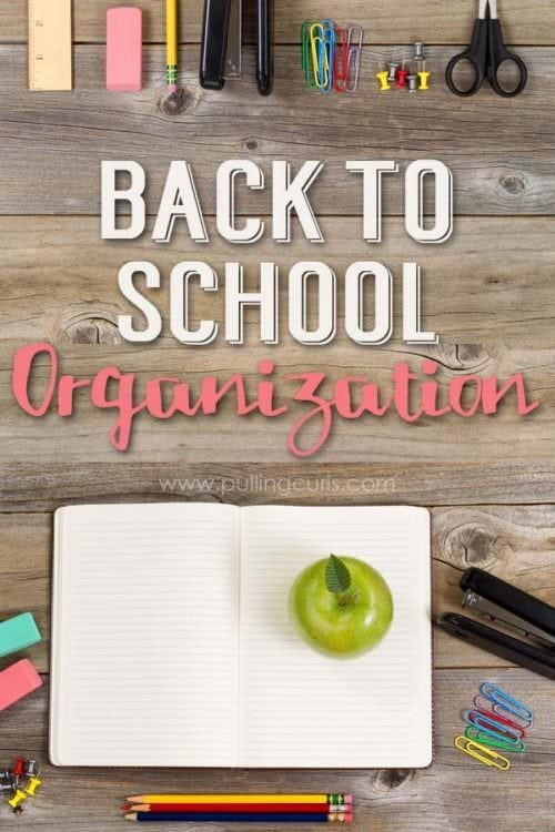 Back to school doesn't have to be a time of worry if you're going to make it through the school year. GET A JUMP on the year today by being organized!