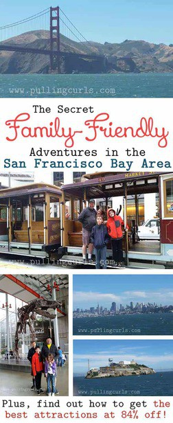 The Bay Area can be intimidating with SO much to do -- what will your family enjoy?  Don't miss the very BEST of family adventures in the SF Bay in this post.  This family lived there for years and shares their great info with you!