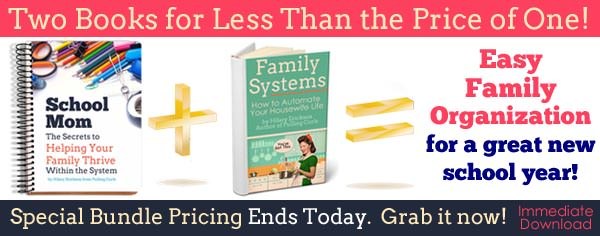 Family life bundle special pricing ends today!