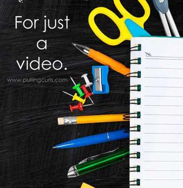 Just a quick video can earn you $10,000 to split with your school. That's it!