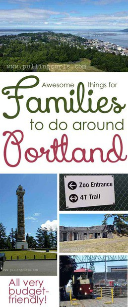 Portland has so many amazing activities around it.  If you're traveling to  this beautiful area of the united states, don't miss out on these awesome adventures for your family!
