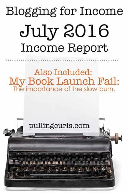 July saw a lot of fails but one HUGE success. Come find out what it was, and how I'm fixing the fails. via @pullingcurls