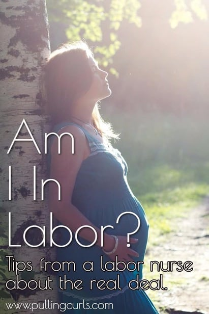 Knowing if you're in labor can be hard. Am I in labor can usually be answered in a few questions.  Here's just what yo uneed to know!