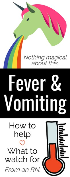 In this post, we'll talk about fever & vomiting in children -- babies, infants toddlers, 3-year-olds and more.  When to worry if it's meningitis and what to even do with adults? #stomachflu #vomiting #babies #infants #vomitingrememdiesforkids #vomiting #kids #adults #meningitis #tylenol