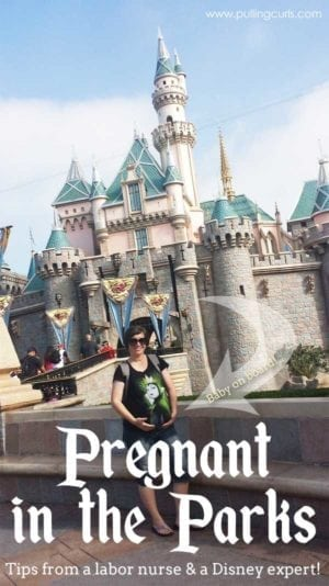 disneyland while pregnant first trimester