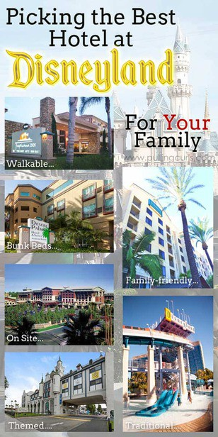 Disneyland hotels, tips - rooms, anaheim, parks, California, suites, secrets, map, cheap. Disneyland family packages!