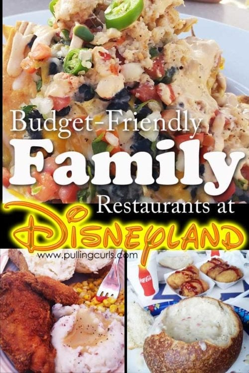 Best places to eat in Disneyland - Vacation - Family - kids - hot - California Adventure