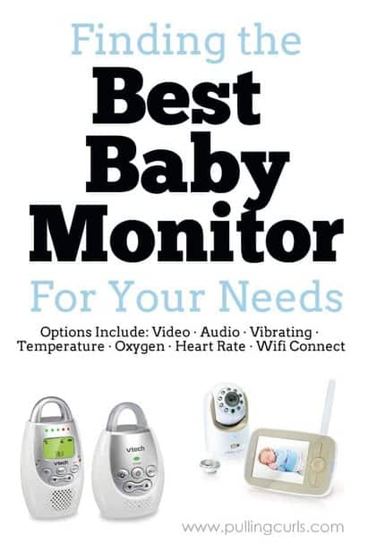 Having a great child monitor makes it so easy to know if they're awake (or even up to mischief when they're older). Check out some of the top brands and see what specs you really need!