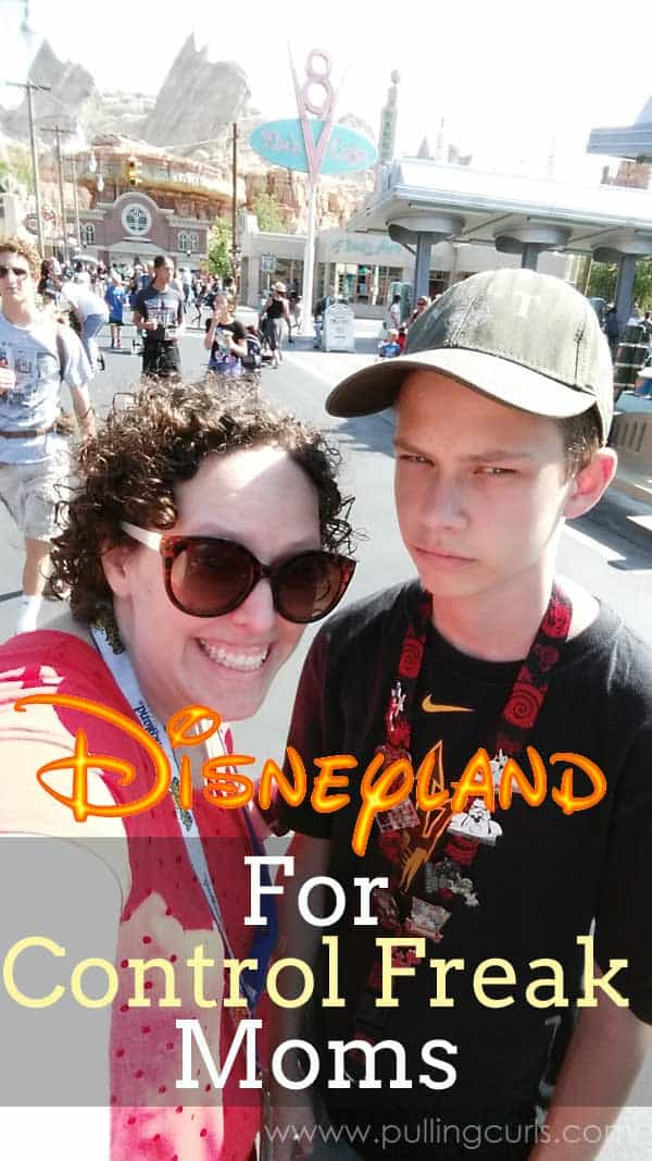 Parenting at Disneyland | Disneyland with teens | moms | dads | amusement parks