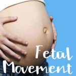 Fetal movement is your best indicator of fetal well-being. Decreased fetal movement can be scary and be due to a number of causes.