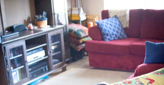 How To Organize Your Living Room Makes For Easy Living