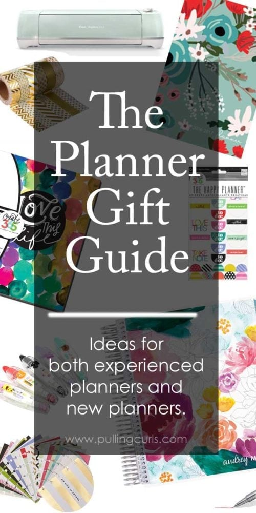 Get ready to find plenty to make your planner heart swoon in this gift guide for the planner in all of us!