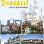 Disneyland Family Packages: Finding YOUR Hotel at Disneyland