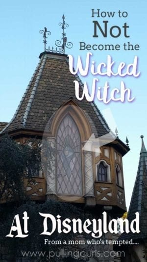 It is so easy to feel all the money you've spent on this vacation wasting away and become the wicked witch. But here are a few tips to stay more like the blue fairy. Dreams CAN come true.