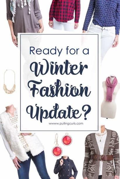 Winter Fashion Update