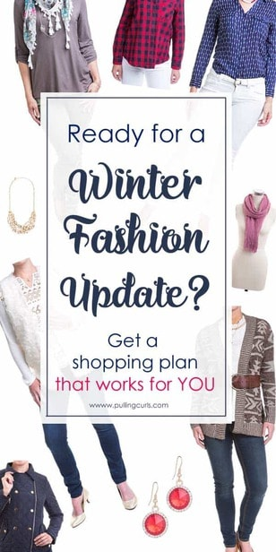 "Ready to take your wardrobe to the next level of ""you"" this winter? Make a simple investment that will change your fashion outlook for years to come!"