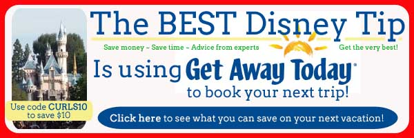 Book with GetAway Today and save with coupon code CURLS10