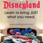 Packing for Disneyland: Learning to Pack Light