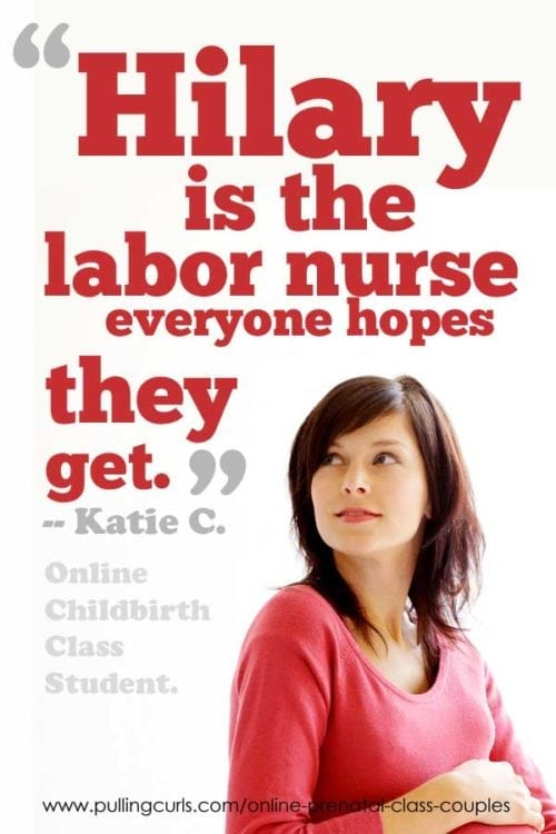 Check out these reviews of online childbirth classes, they speak for themselves.