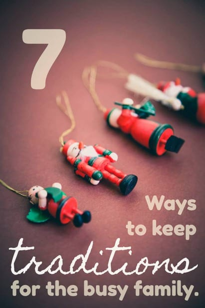 Christmas Traditions | kids | family | ornaments | ideas | fun