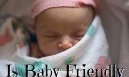 Breastfeeding Support: Is Baby-Friendly Mom-Friendly?