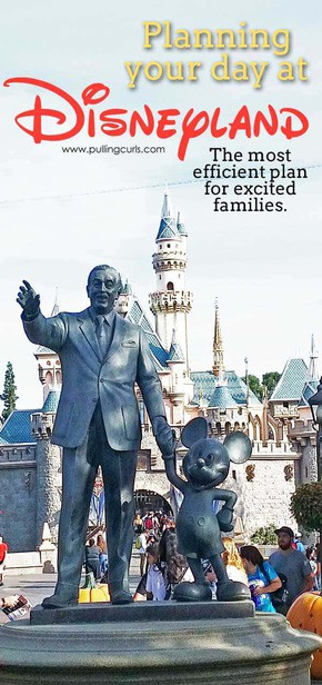 Disneyland | planning | day | rides | where to go | what to see | Fun | families | princesses
