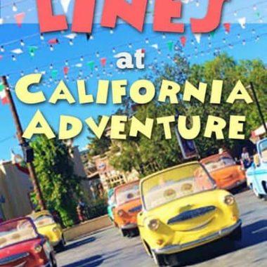 California Adventure park   secrets   tips   rides   hacks