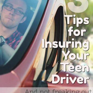 Teen Car Insurance | tips | saving money | advice