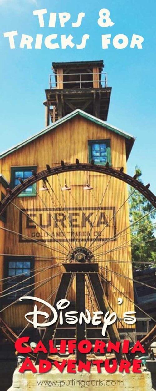 california adventure tips | Disneyland | park | waits | lines | rides | fastpasses | plan | intinerary