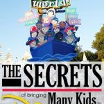 Disneyland Secrets for Families: Multiple kids can enjoy the day!
