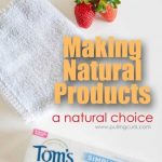 Making Natural Products Natural