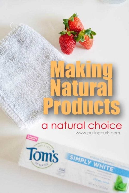 Toothpaste | Tom's of Maine | Using natural products