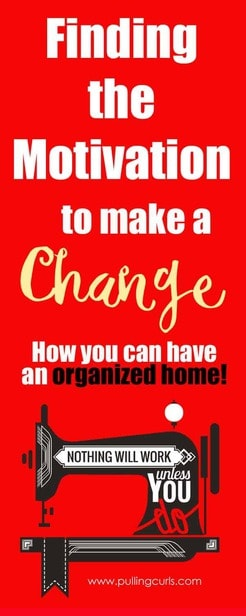motivation to clean | overwhelmed | declutter | organize | house