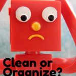 Clean Vs Organized: Which one is better?