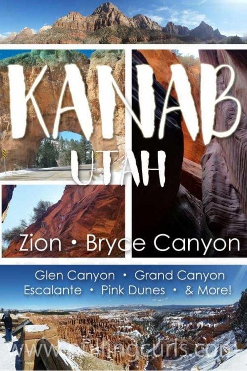 Kanab Utah | National Parks | Zion | Byrce | Glen Canyon | grand canyon | the wave