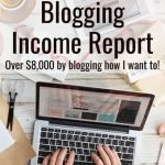 blogging income report | full time blogger