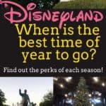Best Time of Year to go to Disneyland: All Four Seasons
