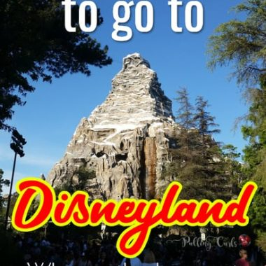 best time to visit disneyland