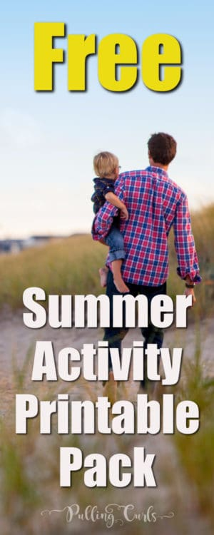 free family summer printable pack