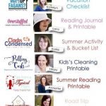 Summer Activity Printable Pack!