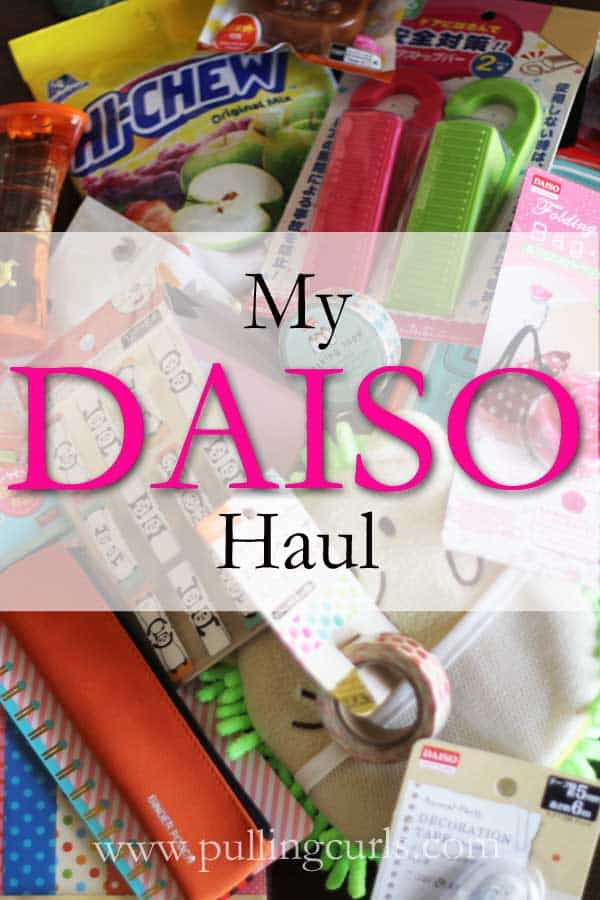 Daiso | LA | organization | stationary | timers | video